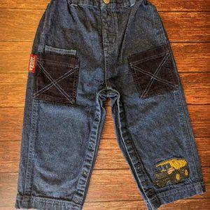 Vintage Tonka Dumptruck Jeans